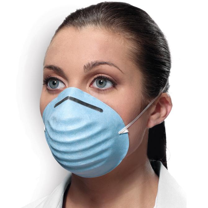 molded surgical masks